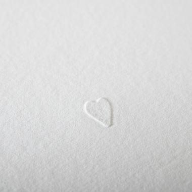 Faire-part de naissance Love