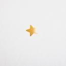 Remerciements naissance Elégante étoile