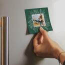 Carte de voeux Flocons