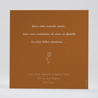 Carte de voeux Wishes
