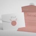 Faire-part de mariage Pink