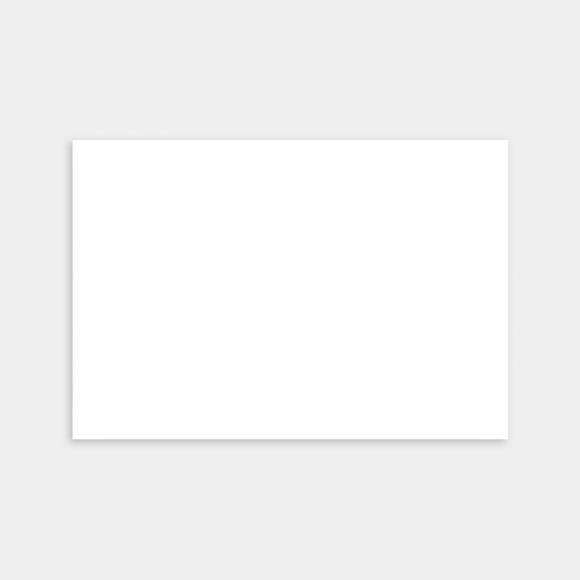 Carton invitation mariage vierge - (13.8 x 9.5 cm)