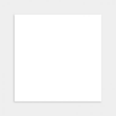 Carton invitation mariage vierge - (9.5 x 9.5 cm)