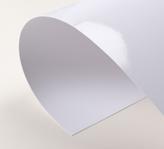 Papier pelliculé effet brillance 350g